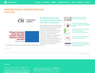 ferovaskola.cz screenshot