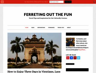 ferretingoutthefun.com screenshot