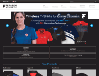 fersten.com screenshot