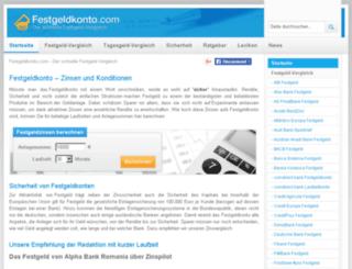 festgeldkonto.com screenshot