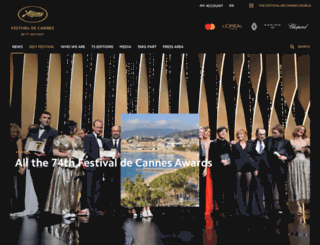 festival-cannes.org screenshot