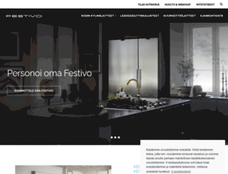 festivo.fi screenshot