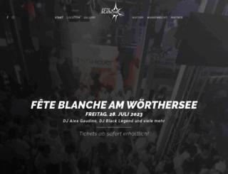 feteblanche.at screenshot