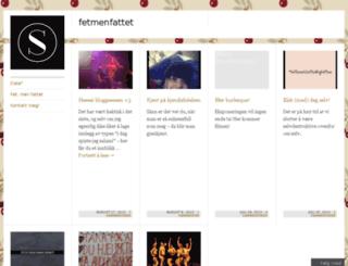 fetmenfattet.wordpress.com screenshot
