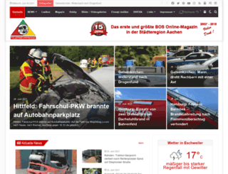 feuerwehrpresse.org screenshot
