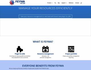 feywa.com screenshot