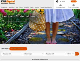 ffb-shopping.de screenshot