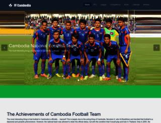 ffcambodia.com screenshot