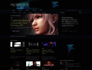 ffonline.com screenshot