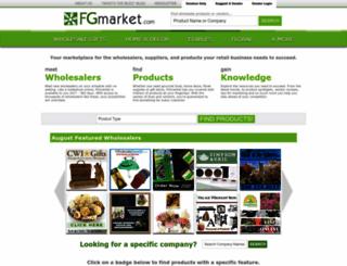 fgmarket.com screenshot