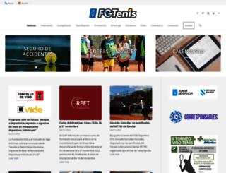 fgtenis.net screenshot