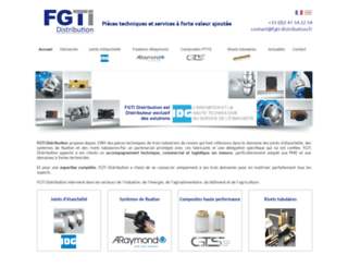 fgti-distribution.fr screenshot