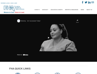 fha.org screenshot
