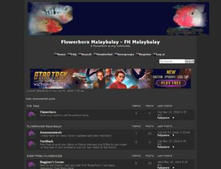 fhmalaybalay.nicetopic.net screenshot