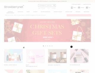 fi.strawberrynet.com screenshot