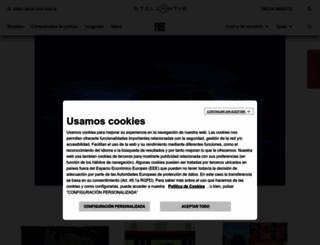 fiatprofessionalpress.es screenshot