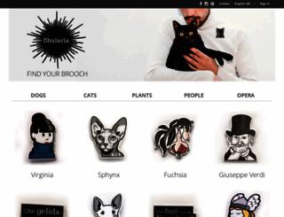 fibularia.com screenshot