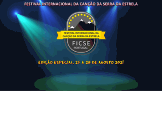 ficse.pt screenshot