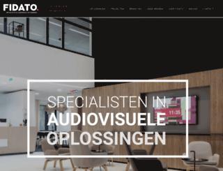 fidato.nl screenshot