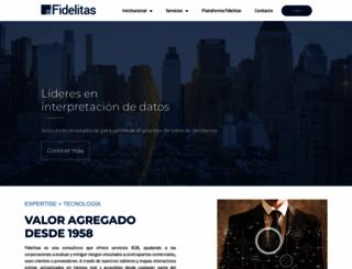 fidelitas.com.ar screenshot
