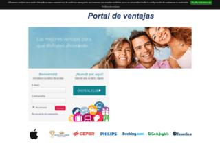 fidelizanet.com screenshot