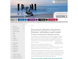 fiduciagroup.co.uk screenshot
