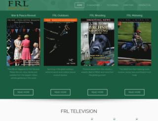 fieldandrurallife.com screenshot