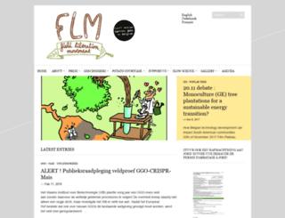 fieldliberation.org screenshot