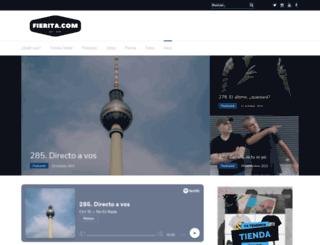 fierita.com screenshot