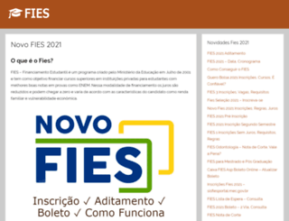 fies.org screenshot