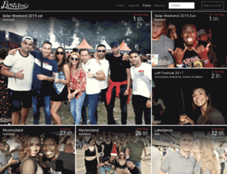 fiestainfo.com screenshot