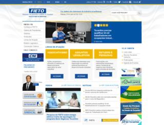 fieto.com.br screenshot