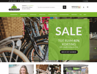 fietsmaster.nl screenshot