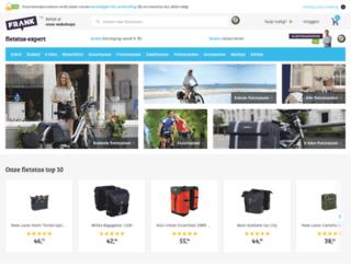 fietstas-expert.nl screenshot
