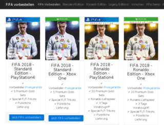 fifa-16-vorbestellen.net screenshot