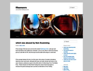 fifaamanrs.freeblog.biz screenshot