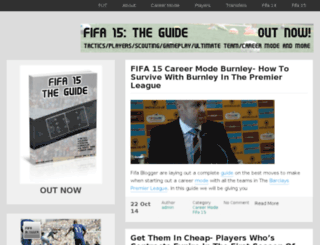 fifablogger.com screenshot