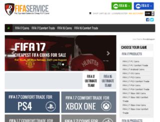 fifaservice.com screenshot