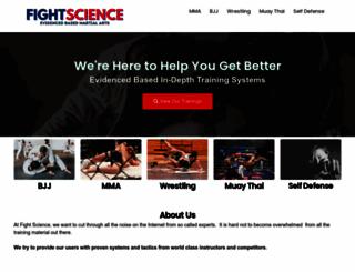 fightinstrong.com screenshot