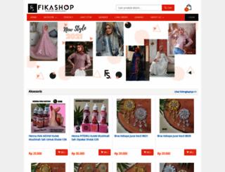 fikashop.com screenshot