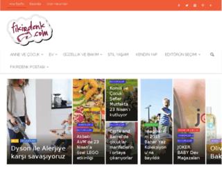 fikirdenk.com screenshot