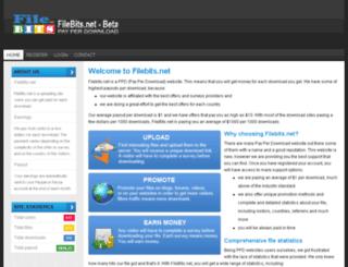 filebits.net screenshot