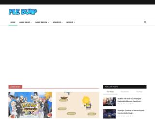 filebump.com screenshot