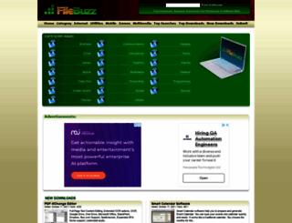 filebuzz.com screenshot