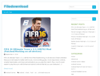 filedownload24.net screenshot