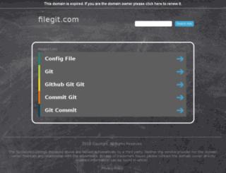 filegit.com screenshot