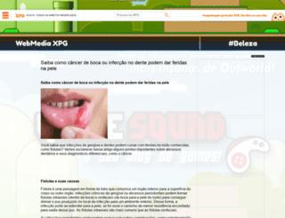 fileproject.xpg.uol.com.br screenshot