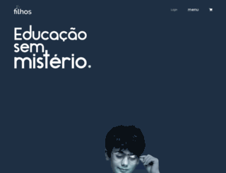 filhosweb.com.br screenshot