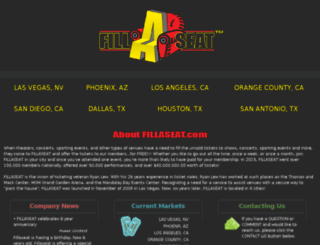fillaseatatlanta.com screenshot