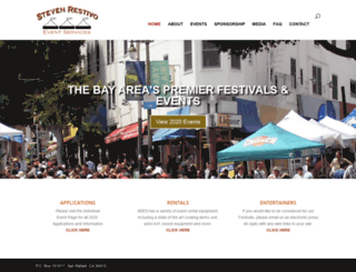 fillmorejazzfestival.com screenshot